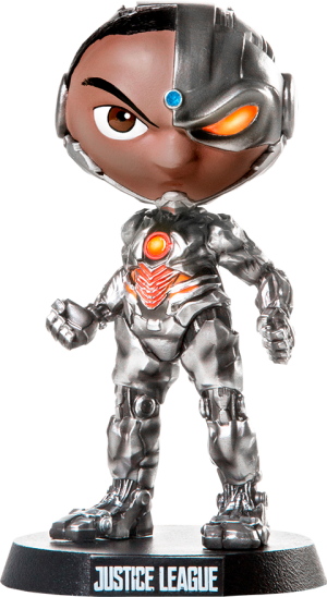 Cyborg Mini Co Collectible Figure