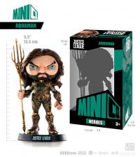Gallery Image of Aquaman Mini Co Collectible Figure