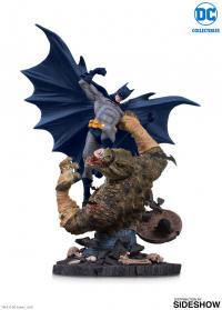 Gallery Image of Batman VS Killer Croc Statue