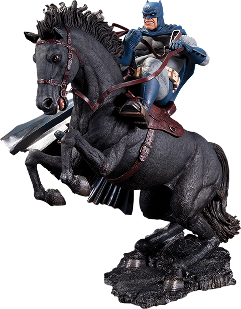 DC Collectibles The Dark Knight Returns Call to Arms Statue