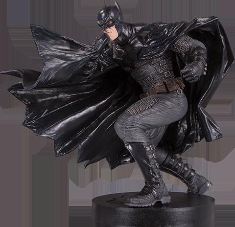 DC Direct Black Label Batman Statue
