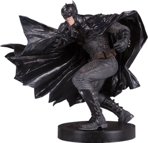 Black Label Batman Statue