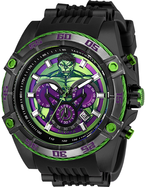 Invicta Hulk Watch - Model 26808 Jewelry