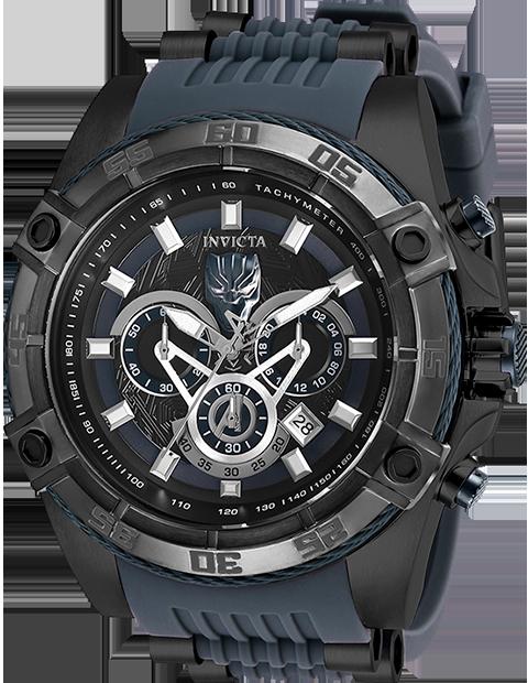Invicta Black Panther Watch - Model 26802 Jewelry