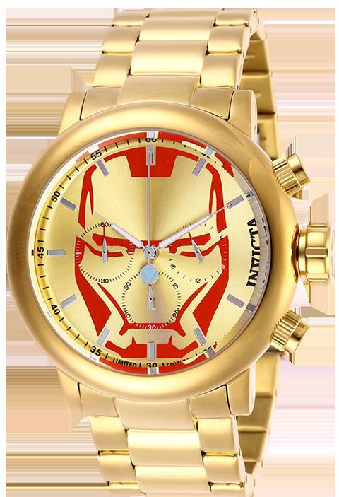 Invicta Iron Man Watch - Model 28146 Jewelry