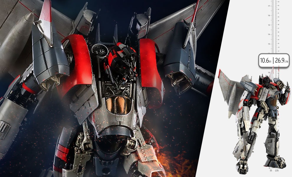 Gallery Feature Image of Blitzwing Collectible Figure - Click to open image gallery