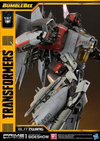 Gallery Image of Blitzwing Statue