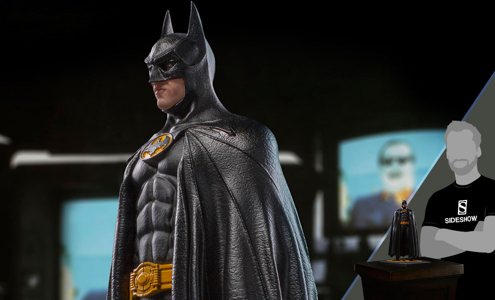 Gallery Feature Image of Batman 1989 Statue - Click to open image gallery