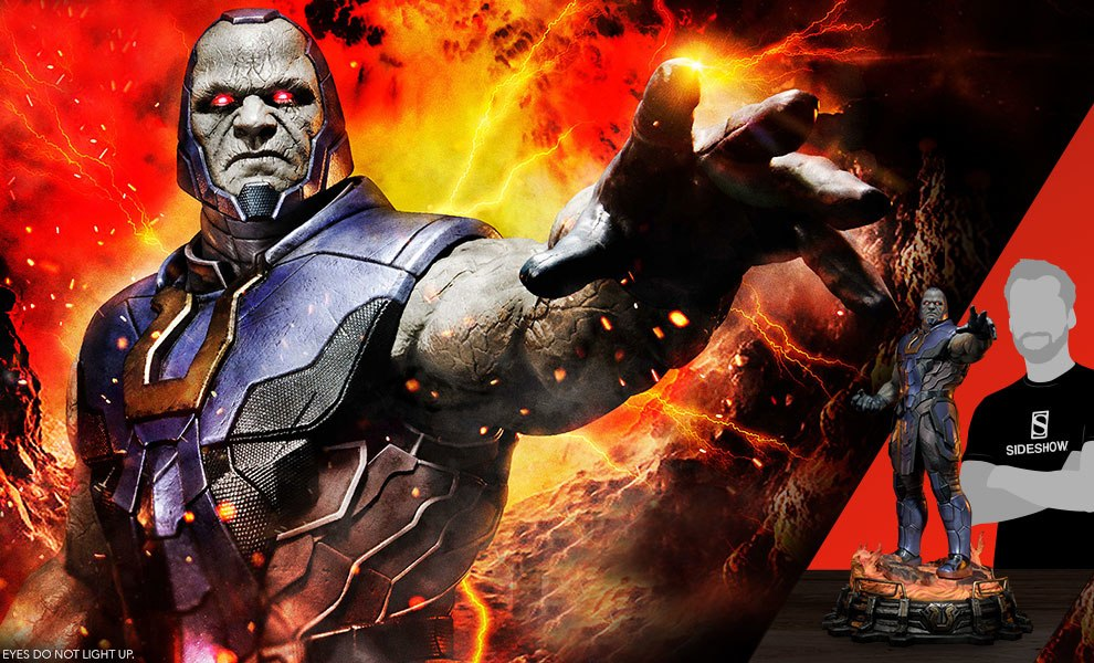 Gallery Feature Image of Darkseid Statue - Click to open image gallery