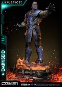 Gallery Image of Darkseid Statue