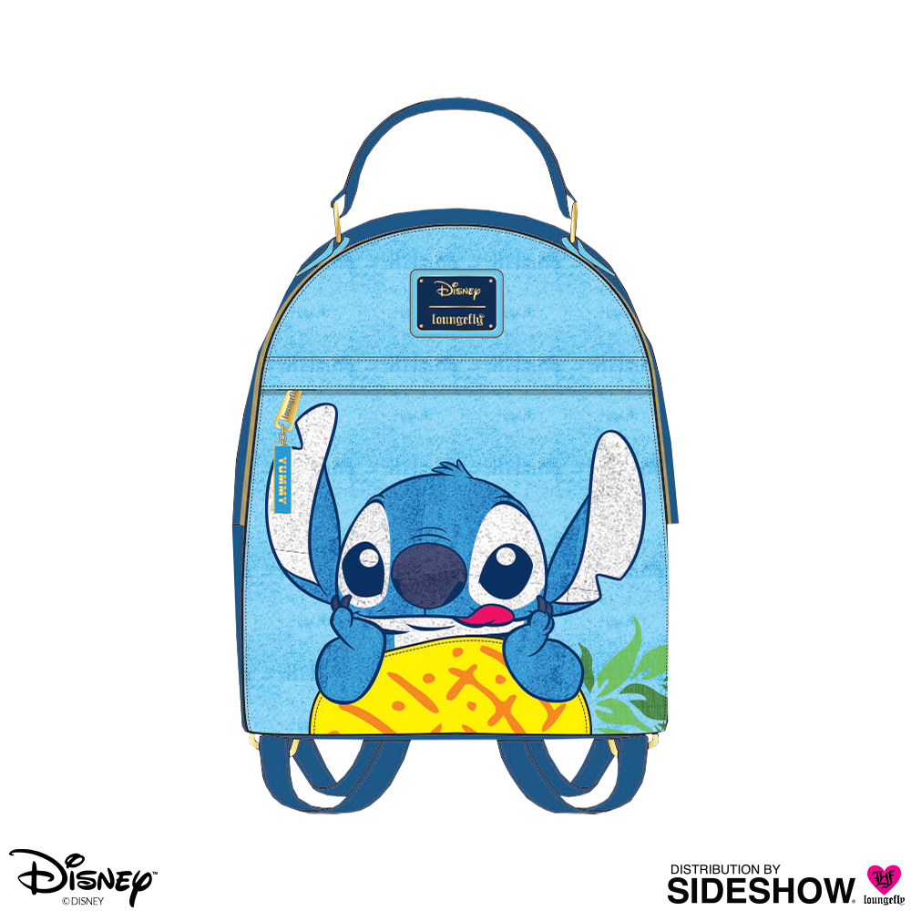 Disney Stitch Pineapple Mini Backpack Apparel by Loungefly ...