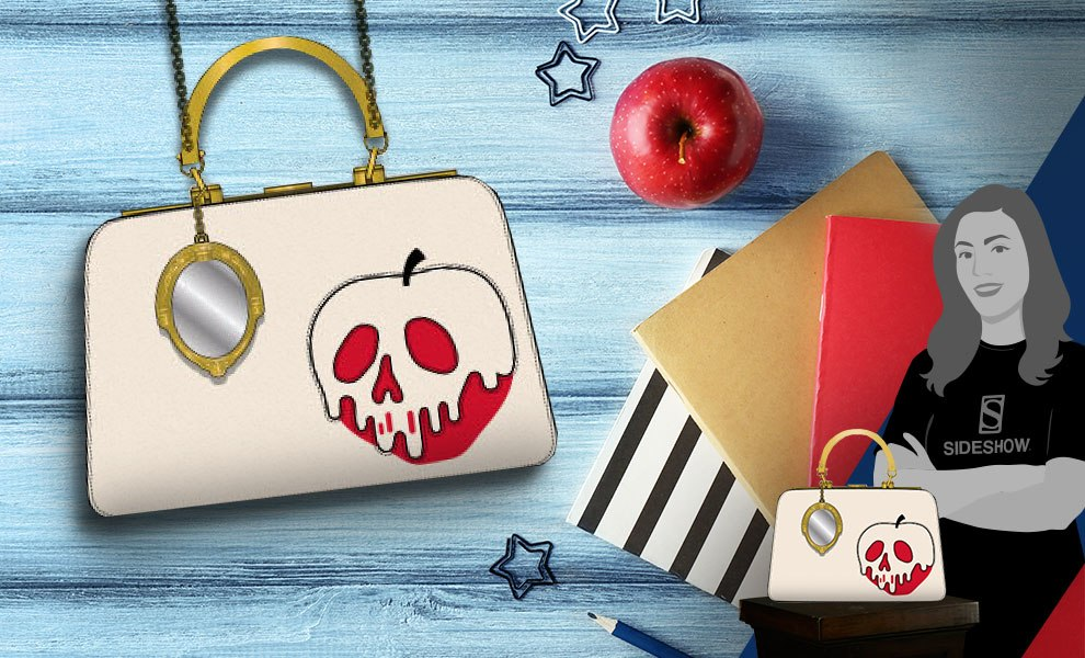 Gallery Feature Image of Poison Apple Handbag Apparel - Click to open image gallery