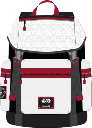 Star Wars Stormtrooper Backpack Apparel