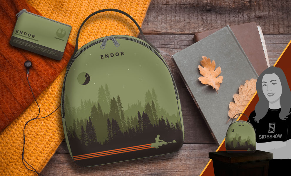 Gallery Feature Image of Endor Mini Backpack Apparel - Click to open image gallery