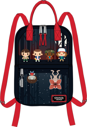 Stranger Things Mini Backpack Apparel
