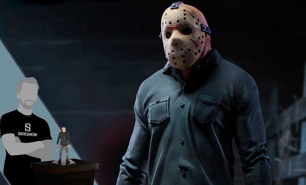 Gallery Feature Image of Jason Statue - Click to open image gallery