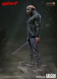 Gallery Image of Jason Deluxe 1:10 Scale Statue