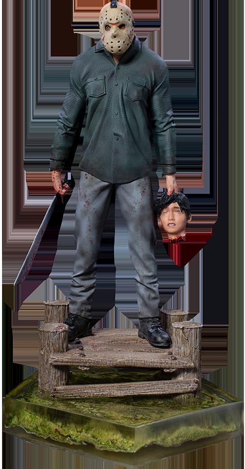 Iron Studios Jason Deluxe Statue