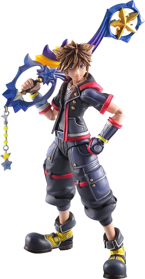 Square Enix Sora Collectible Figure