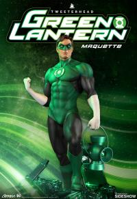 Gallery Image of Green Lantern Maquette