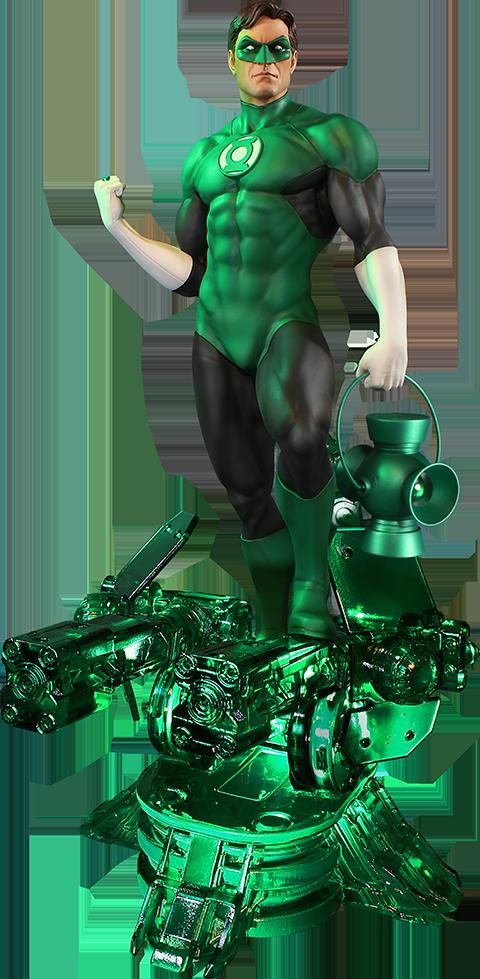 Tweeterhead Green Lantern Maquette