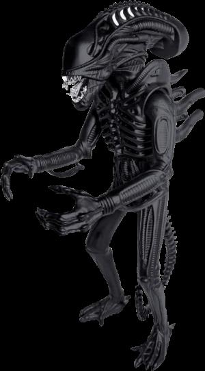 Xenomorph Matte Black 18in Figure