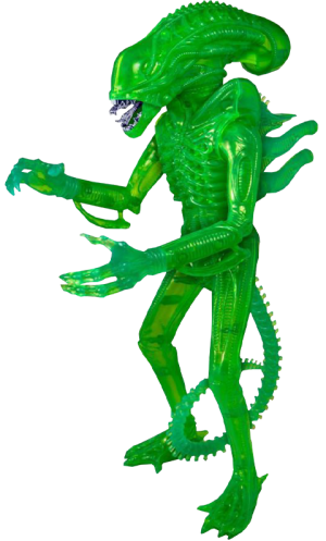 Xenomorph Acid Blood Green 18in Figure