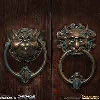Gallery Image of Labyrinth Door Knocker Set Scaled Replica