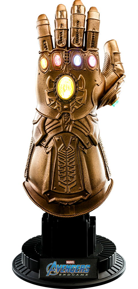 Hot Toys Infinity Gauntlet Quarter Scale Figure
