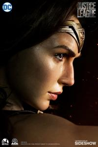 Gallery Image of Wonder Woman Life-Size Bust