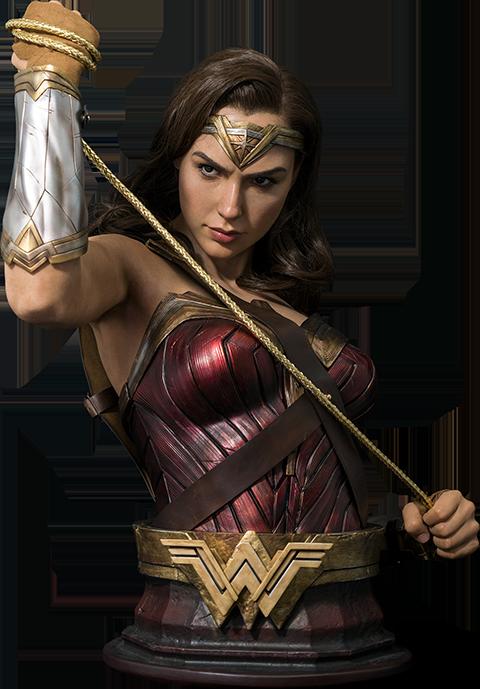 Infinity Studio Wonder Woman Life-Size Bust