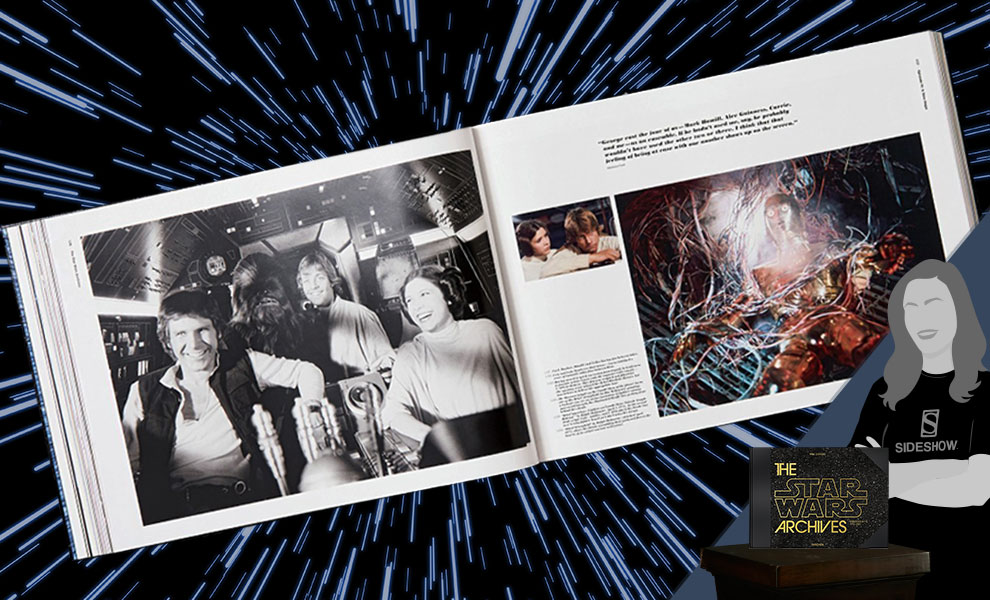Gallery Feature Image of The Star Wars Archives: 1977 - 1983 Book - Click to open image gallery