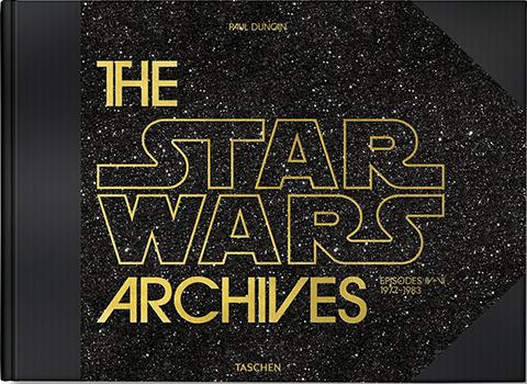 TASCHEN The Star Wars Archives: 1977 - 1983 Book