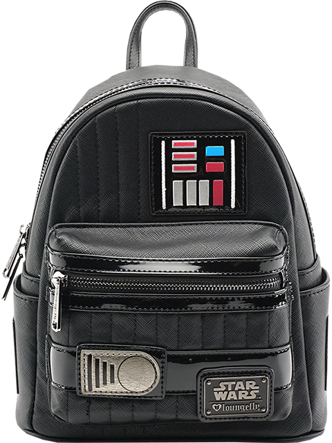 Loungefly Darth Vader Cosplay Mini Backpack Apparel