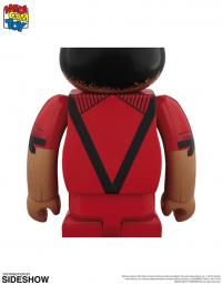 Gallery Image of Be@rbrick Michael Jackson Red Jacket 1000% Figure