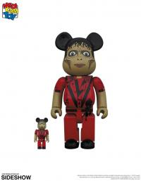 Gallery Image of Be@rbrick Michael Jackson Zombie 100% and 400% Collectible Set