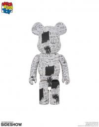 Gallery Image of Be@rbrick Jean-Michel Basquiat #3 1000% Figure