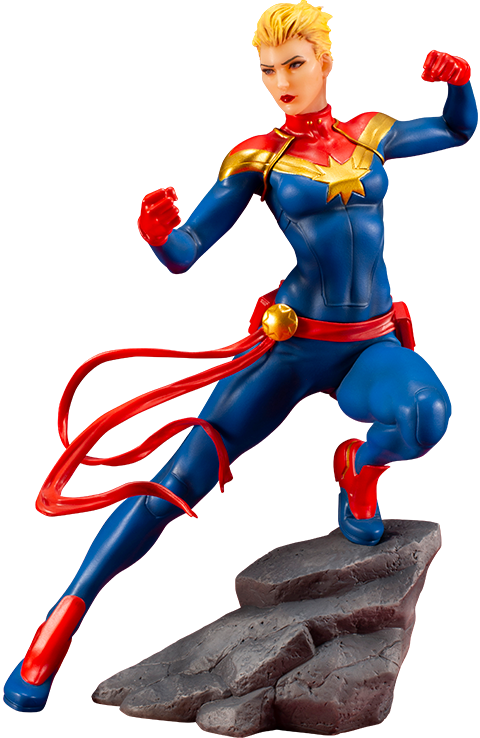 Kotobukiya Captain Marvel Statue