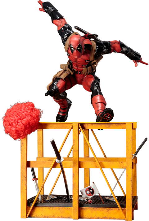 Kotobukiya Super Deadpool Statue