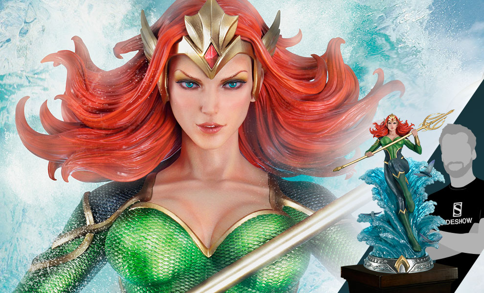 Gallery Feature Image of Mera Statue - Click to open image gallery