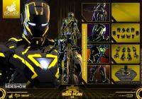 Gallery Image of Neon Tech Iron Man 2.0 Sixth Scale Figure Sixth Scale Figure