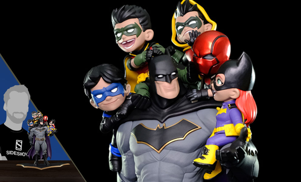 "Gallery Feature Image of Batman ""Family"" Q-Master Diorama - Click to open image gallery"