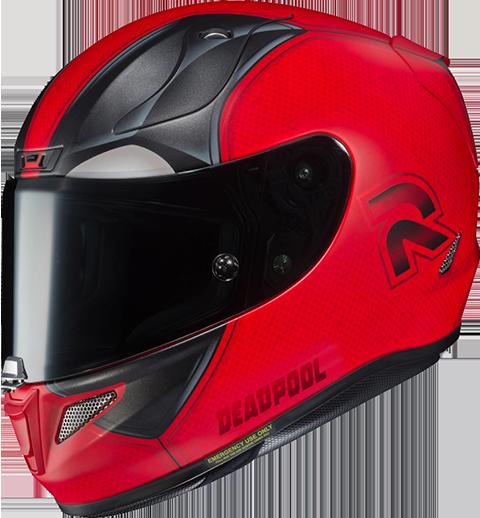 HJC Helmets Deadpool 2 HJC RPHA 11 Pro Helmet