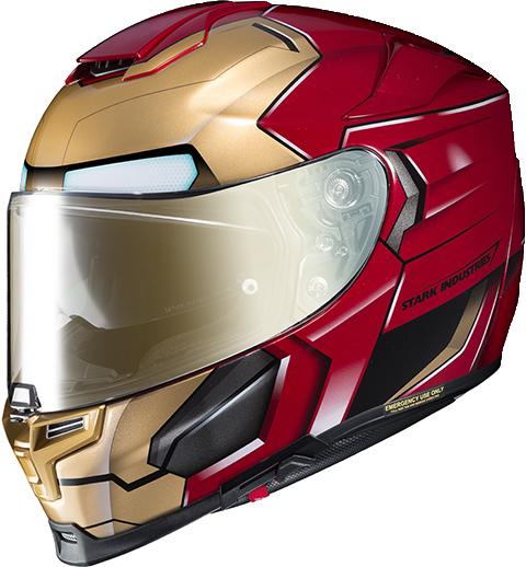 f2c0d1d3 Iron Man RPHA 70 ST Full-Face with Sunshield Visor System Helmet ...