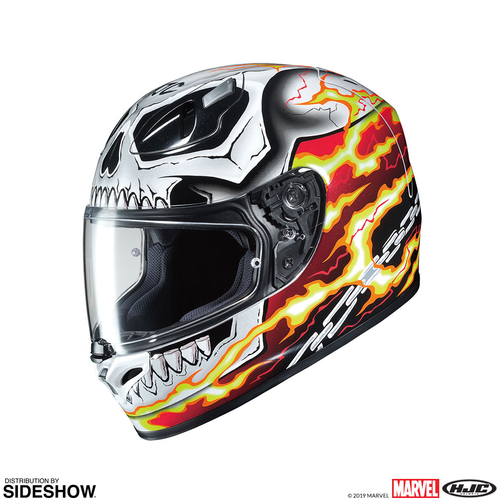 Ghost Rider HJC FG-17 Full-Face Helmet