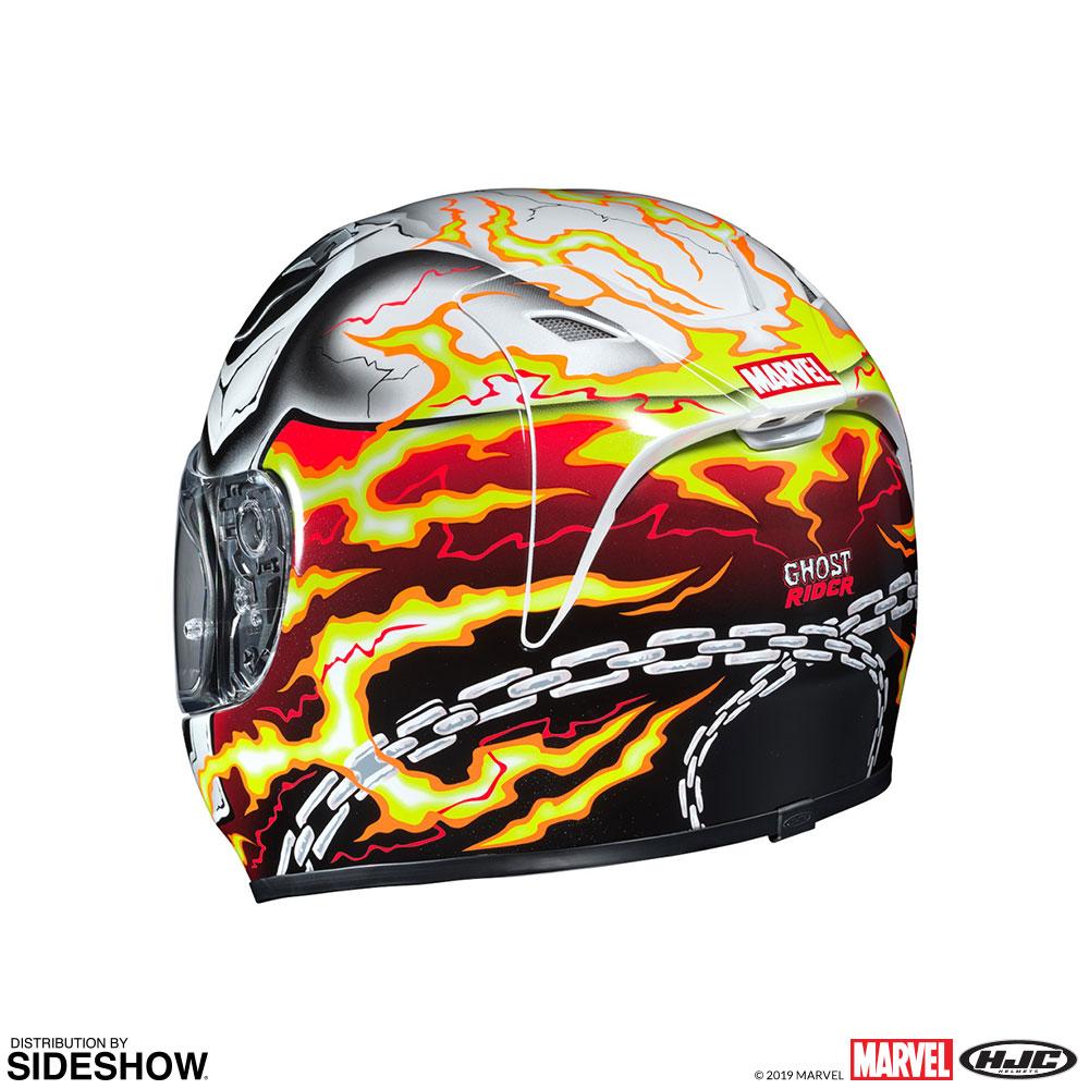Ghost Rider HJC FG-17 Full-Face Helmet