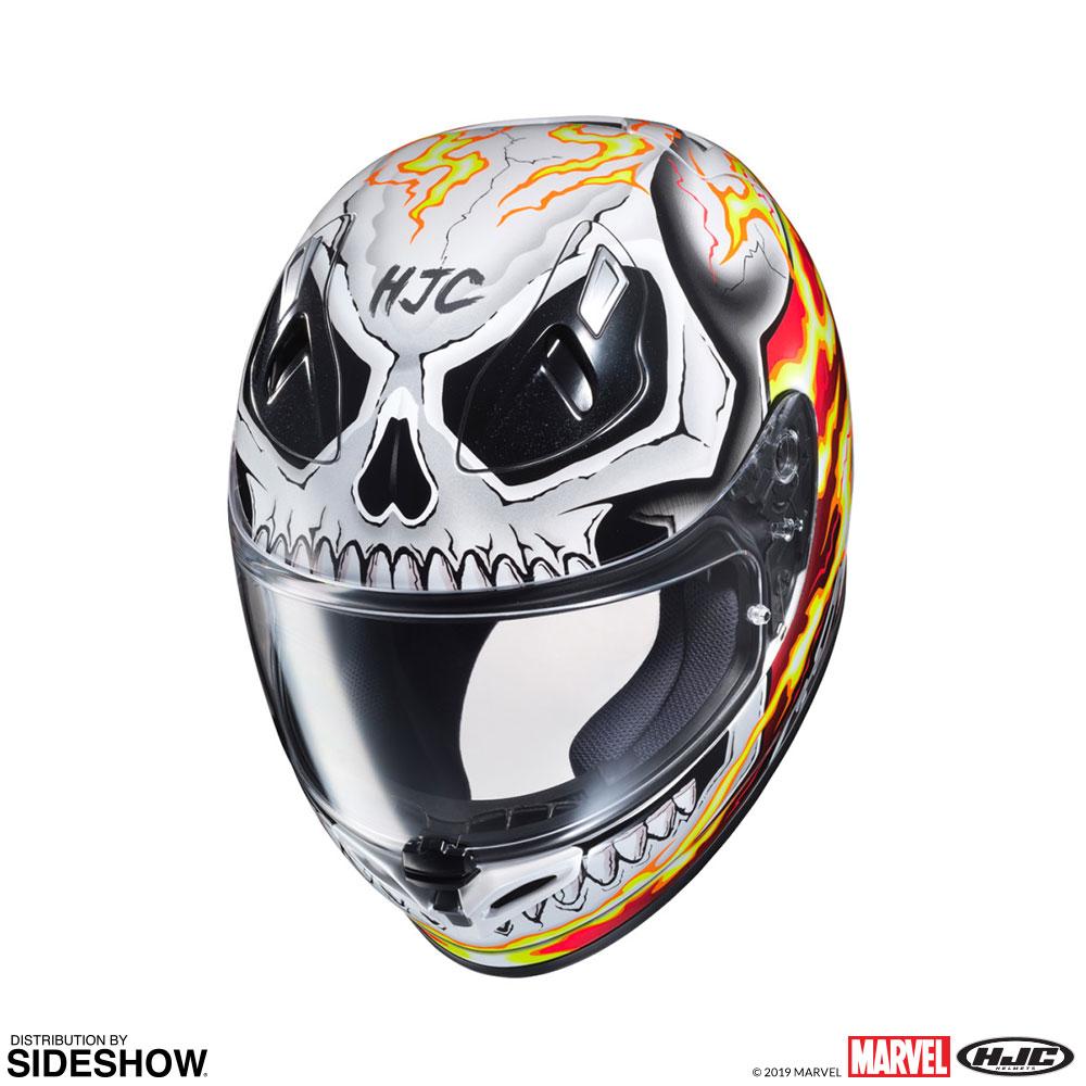 Hjc Fg 17 >> Ghost Rider Hjc Fg 17 Full Face Helmet