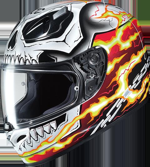 HJC Helmets Ghost Rider HJC FG-17 Helmet
