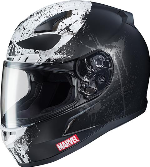 HJC Helmets Punisher 2 HJC CL-17 Helmet