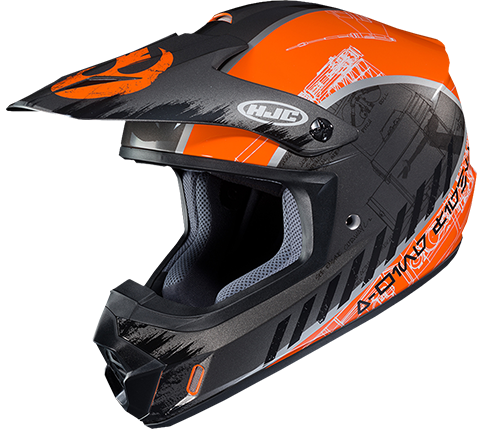 HJC Helmets Rebel X-Wing HJC CS-MX2 Helmet